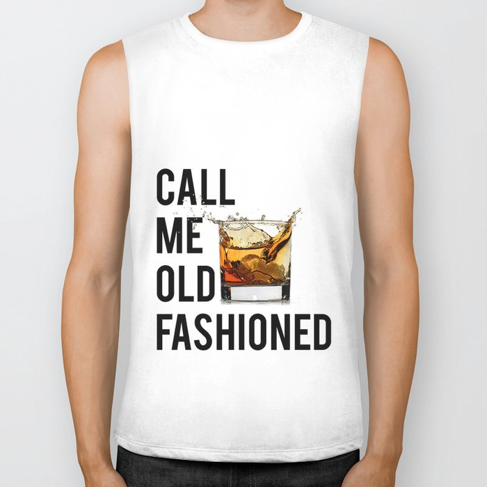 Call Me Old Fashioned Print,BarDecorations,Party Print,Printable Art,Alcohol Gift,Old Fashioned,Home Biker Tank
