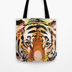 Tiger Mix #3 Tote Bag