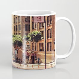 City Wanderlust Coffee Mug