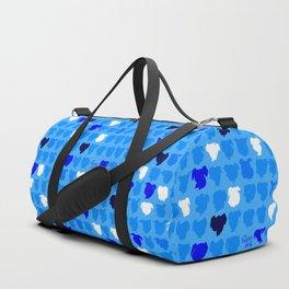 Bandit - blue Duffle Bag