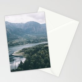 Columbia River Gorge IV Stationery Cards