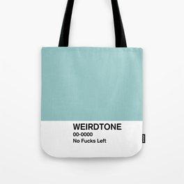 No Fucks Left Tote Bag