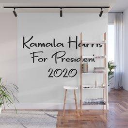 Kamala Harris for President Wall Mural