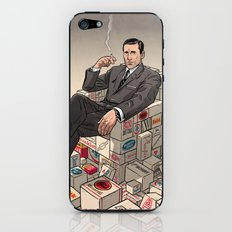 Mad Men iPhone & iPod Skin
