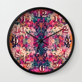 Loves me maybe Wall Clock