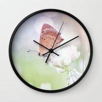serenity Wall Clocks featuring Serenity... by Bob Daalder