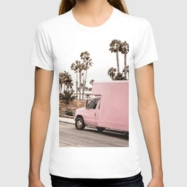 Blush Tropical Venice T-shirt