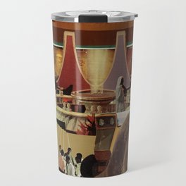 On Campus Accommodation Travel Mug