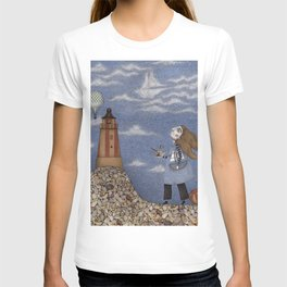 Ship in the Sky T-shirt