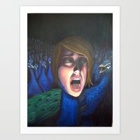 This is My Nightmare Art Print