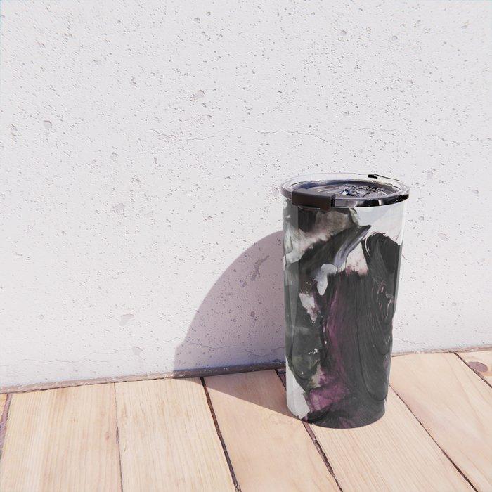 Art Travel Mug