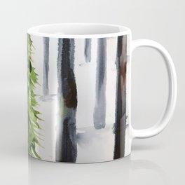 winter encounter Coffee Mug