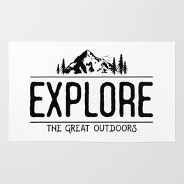 Explore the Great Outdoors Rug