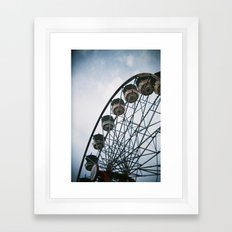 Fair Framed Art Print