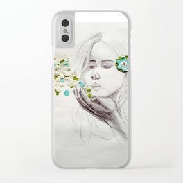 Wish Clear iPhone Case