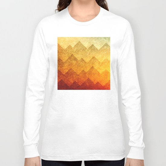 HillsHillsHills #2 Long Sleeve T-shirt
