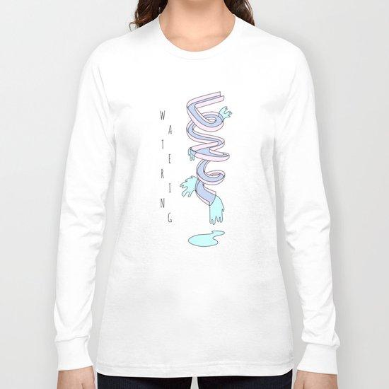 WATERING LOVE Long Sleeve T-shirt