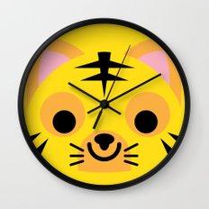 Wrestling Academy Pepe Wall Clock