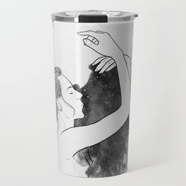 Lonely days of galaxy. Travel Mug