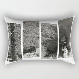Coulrophobia Woods Rectangular Pillow