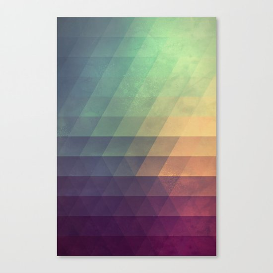 fyde Canvas Print