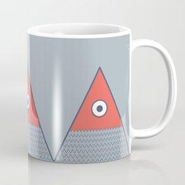 Never ending fish 2 part 1 Coffee Mug
