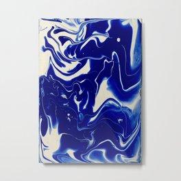 pensieve | fluid acrylics Metal Print