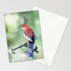 little piece of heaven Stationery Cards