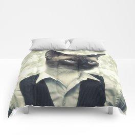 Fancy Cat Comforters