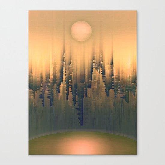 Reversible Space III Canvas Print