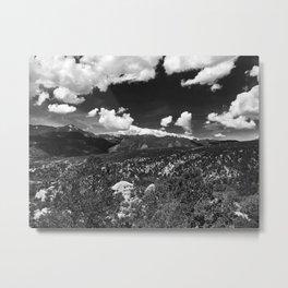 Pikes Peak 2 Metal Print