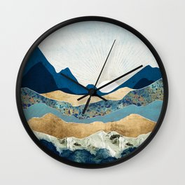Next Journey Wall Clock
