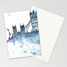 I dream of London Stationery Cards