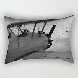 Come Fly With Me! Rectangular Pillow