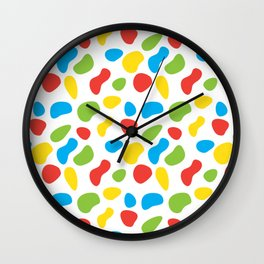 Moving! Wall Clock