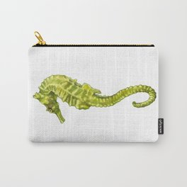 Sergio the Seahorse Carry-All Pouch