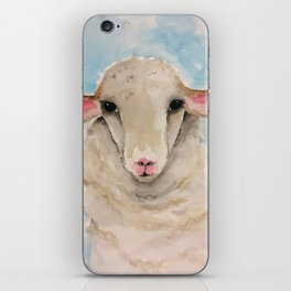 Little Lambs Eat Ivy iPhone Skin