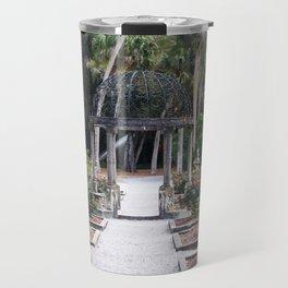 The Ringling Rose Garden Travel Mug