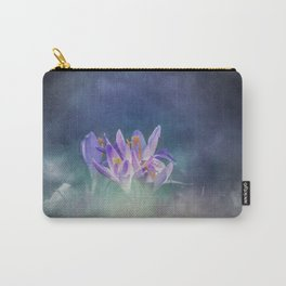 Krokus Artwork Carry-All Pouch