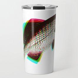 fish + fish + fish Travel Mug