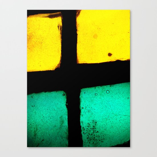 Light and Color III Canvas Print