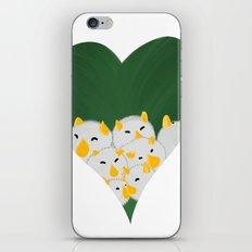 Cuddlebats iPhone & iPod Skin