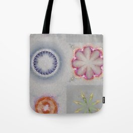 Pailful Disposition Flower  ID:16165-040203-89270 Tote Bag