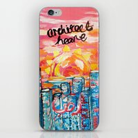 architect iPhone & iPod Skins featuring Architect Heart by Anwar B