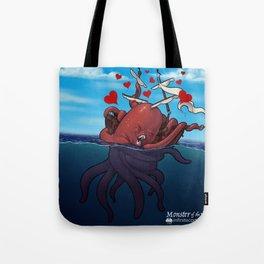 Monster of the Week: Kraken Tote Bag