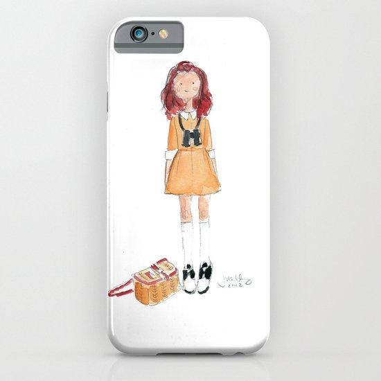 Suzy (Moonrise Kingdom) iPhone & iPod Case