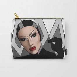 Sasha Velour Carry-All Pouch