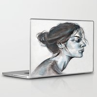 lucy Laptop & iPad Skins featuring Lucy by Chloe Gibb
