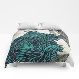 Potential Paisley Comforters
