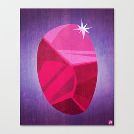 My Ruby Canvas Print